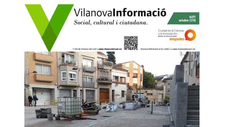 La Guia i el Butlletí Vilanova Informació arriben a les llars vilanovines