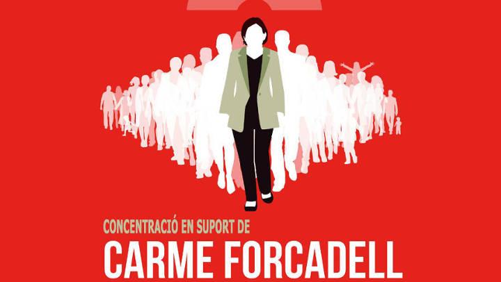 Vilanova per la Independència se suma a les concentracions de suport a Forcadell