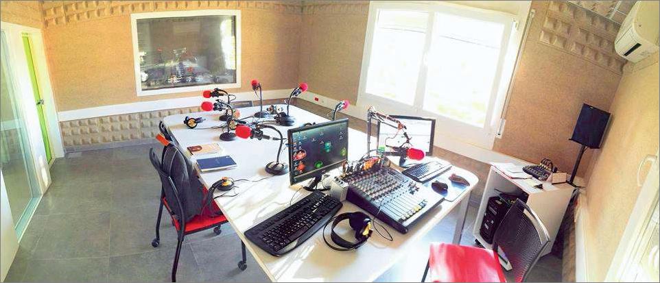 Jornada de portes obertes a la ràdio el divendres 16 de desembre