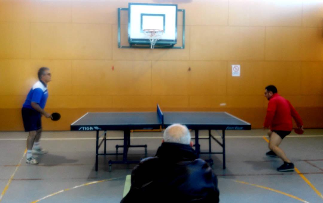 Victòria aclaparadora del CTT Vilanova contra el Castelldefels