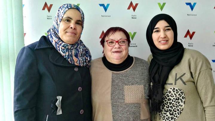 Creen 'Compartim ciutadania' per evitar l'aïllament de la dona marroquina i afavorir la convivència |ÀUDIO|
