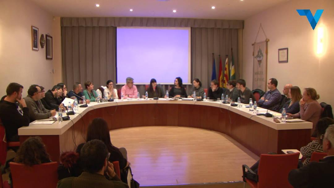 El debat dels pressupostos es retira del Ple i evidencia el distanciament entre govern i oposició