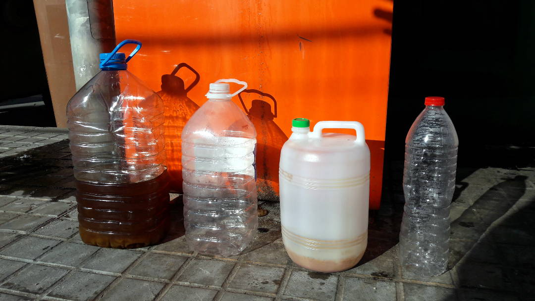 Vilanova ha reciclat des del 2010 més de 24.000 litres d'oli domèstic