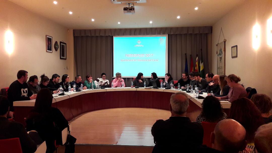 L'oposició presenta una moció per destituir l'alcaldessa Vanesa González
