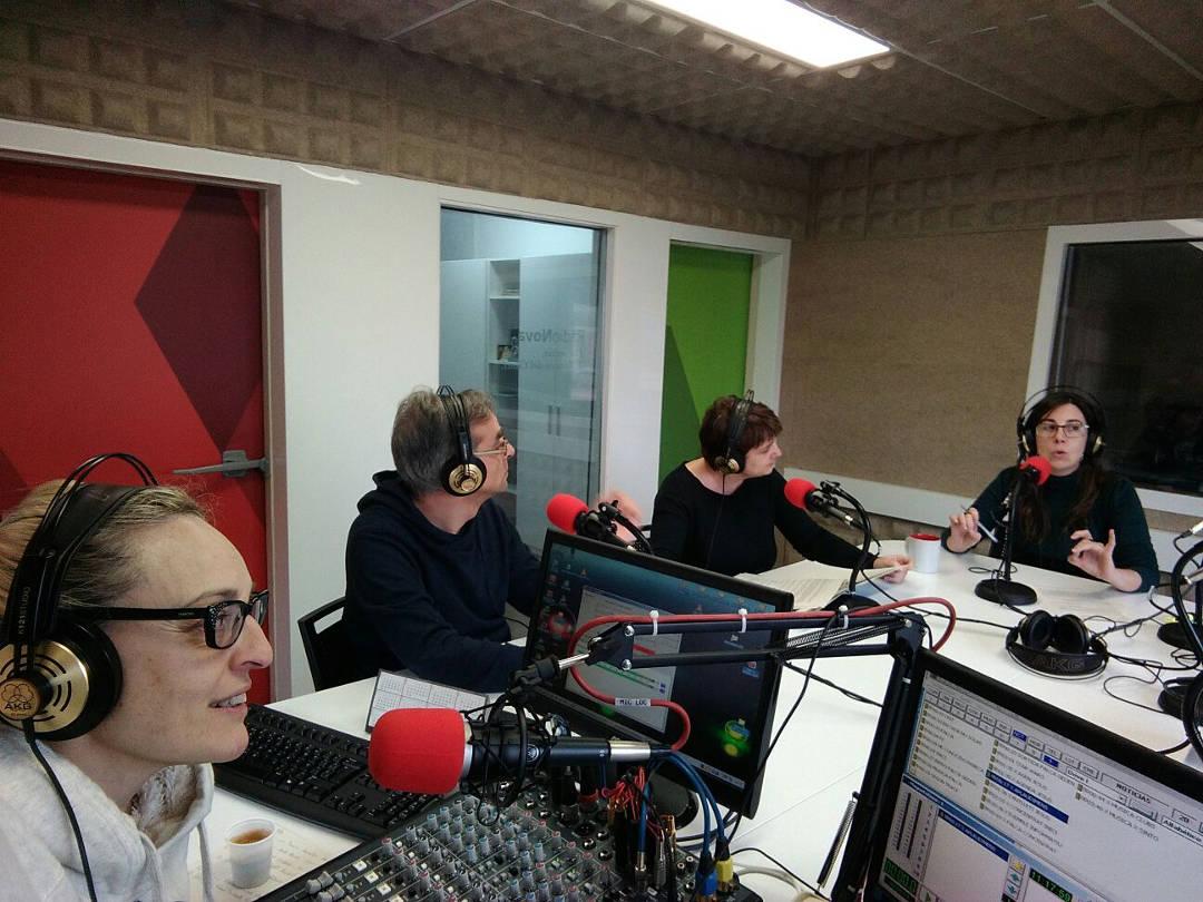 Avui la ràdio ha unit emissores d'arreu en un dia commemoratiu
