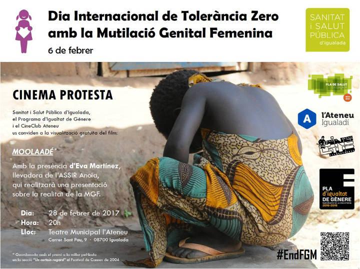 L'Anoia se suma al Dia Internacional de Tolerància Zero amb la mutilació genital femenina