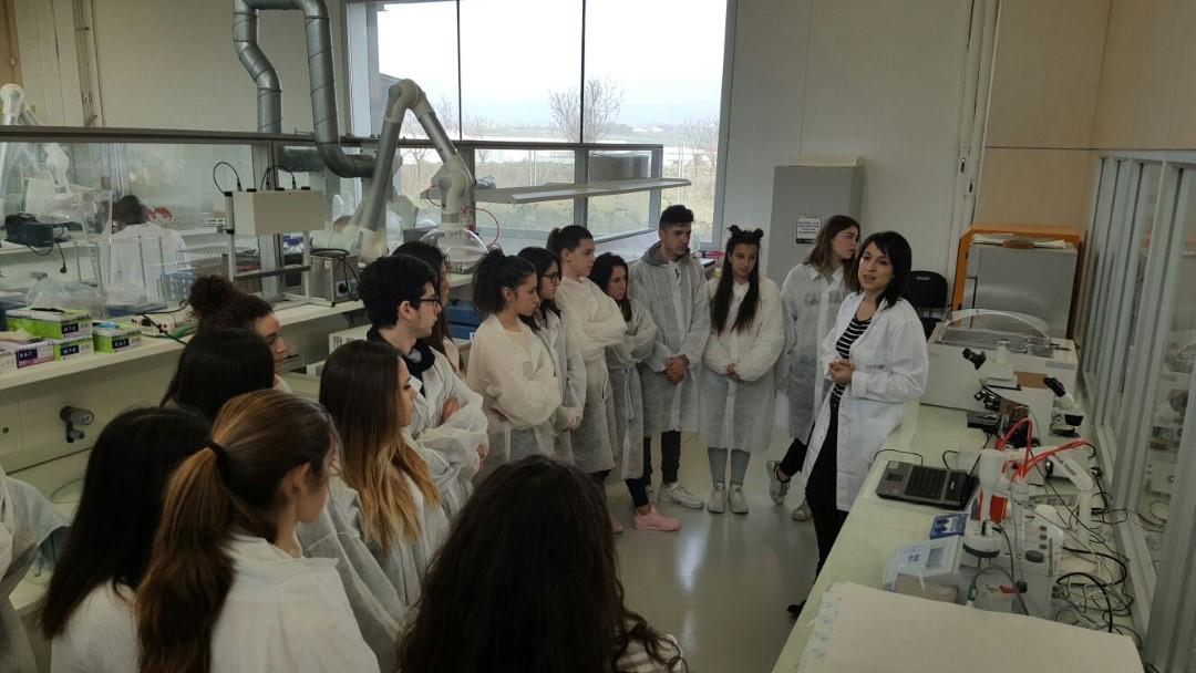 L'Acadèmia Igualada visita el Centre d'Innovació Anoia |FOTOS|