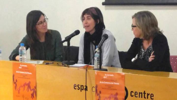 AEMA Anoia agraeix la participació en una reeixida jornada centrada en la figura dels cuidadors |ÀUDIO|