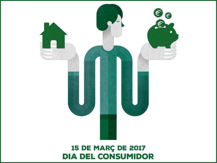 El Dia Mundial del Consumidor fa campanya sobre les clàusules terra
