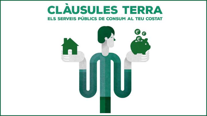 El servei d'assessorament legal sobre les clàusules bancàries s'ajorna fins el 19 de juny
