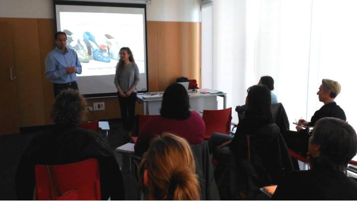 Onze dones comencen a emprendre amb un curs de Promoció Econòmica