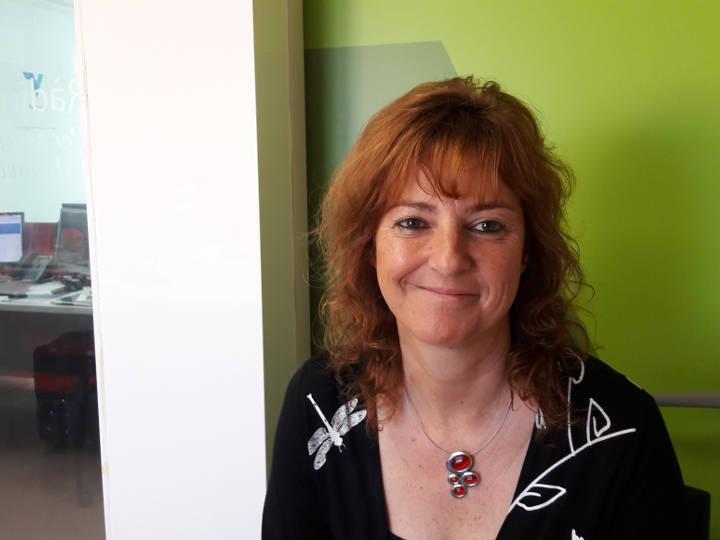 """Montse Morillas: """"El més important en la nostra professió és la confiança dels clients""""  ÀUDIO """