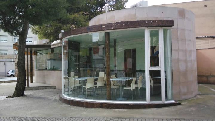 L'Ajuntament licita el servei de bar de la plaça Picasso