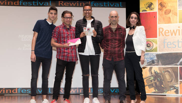 Els Premis Nova premien el talent de l'Institut vilanoví i de l'escola Gaspar Camps d'Igualada