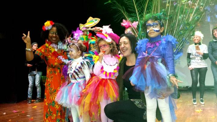 El Camp del Rei valora positivament els canvis introduïts en el Carnaval Infantil |ÀUDIO|