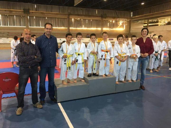 Campionat Interclubs de Katas de Nihon Tai jitsu