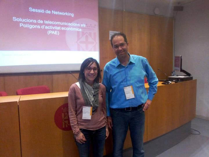 Vilanova cerca solucions de telecomunicacions per als polígons i les seves empreses