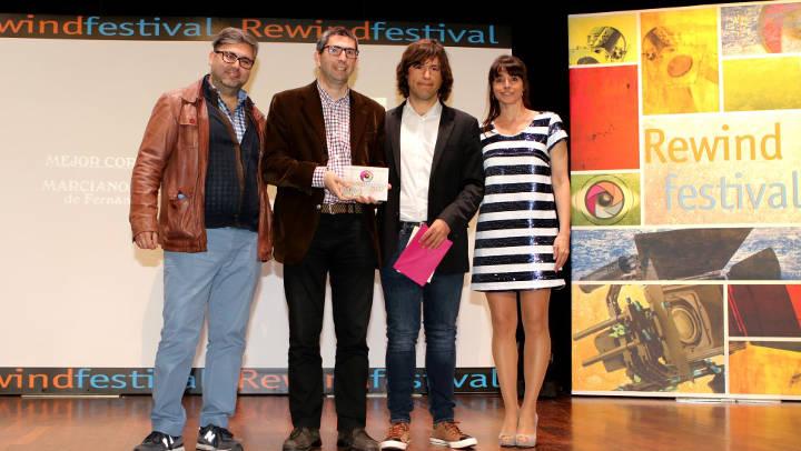 Marcianos de Marte i Yerbabuena, guanyadors absoluts de la tercera edició del Rewind