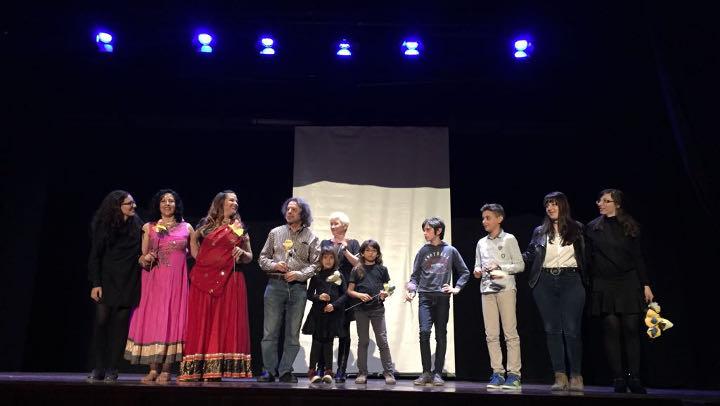 Agraïda assistència i donacions pel festival solidari de Tatanka i Adoptagat