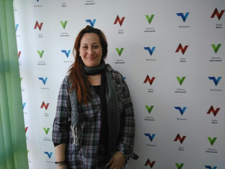 La vilanovina Ana Aleo es despulla emocionalment per parlar del TOC
