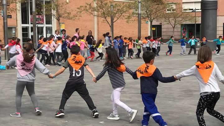 El '2n en dansa' portarà a la plaça del Mercat 150 petits dansaires de 7 i 8 anys