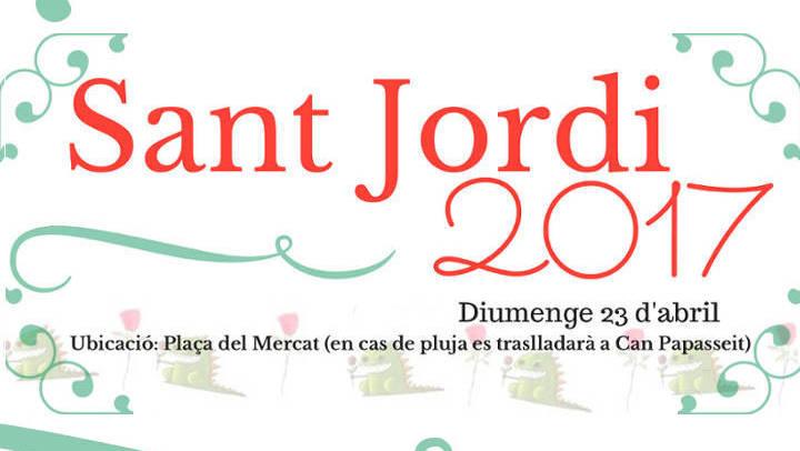Sant Jordi serà fidel a la cita vilanovina a la plaça del Mercat