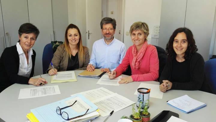 Ajuntament i Generalitat signen un acord per cooperar en matèria de salut pública