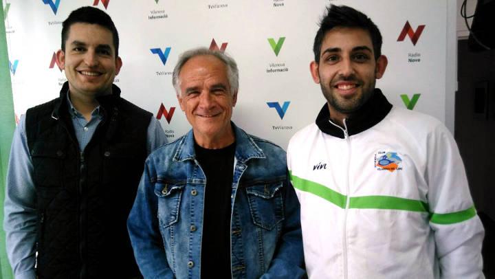 El Club Tennis Vilanova desplega el calendari d'actes per celebrar el 25è aniversari |ÀUDIO|