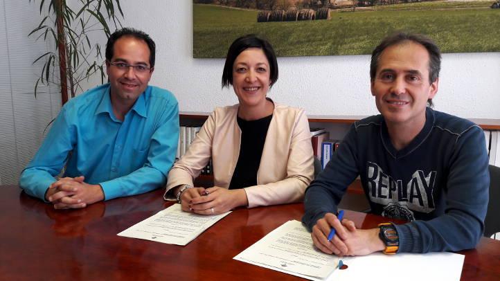 Ajuntament i Vilanova Comerç renoven el conveni per fomentar l'activitat econòmica i social