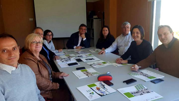 Vilanova, Montbui, Òdena i La Pobla fan balanç de projectes amb l'entitat Polígons dels Plans