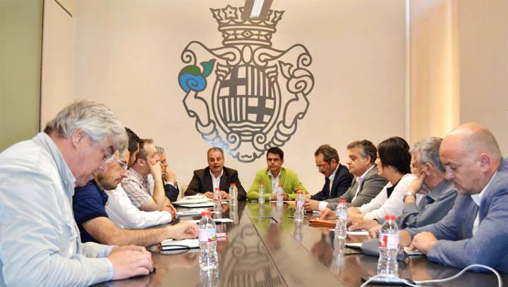 Reunió de la MICOD amb l'Agència Catalana de l'Aigua