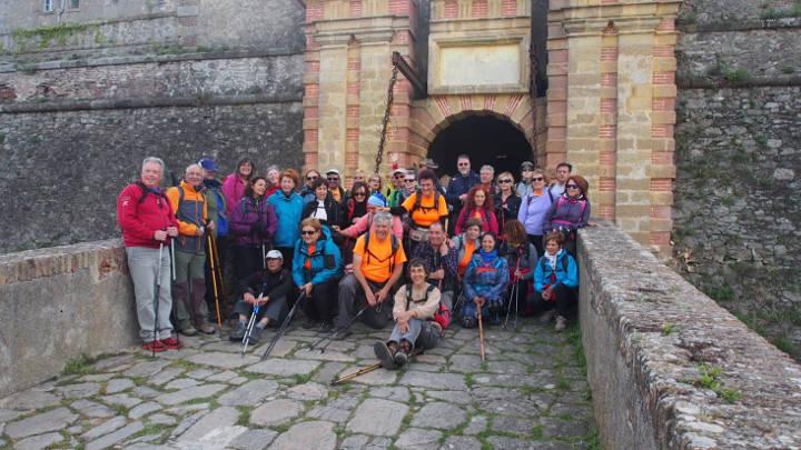 1a etapa del Camí de Sant Jaume amb la Colla Excursionista de Vilanova del Camí