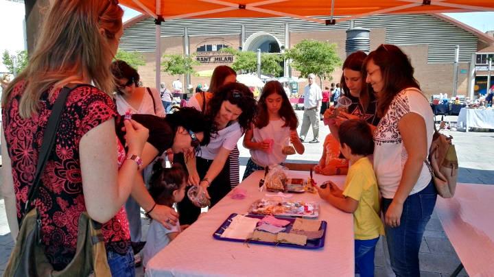 Bon ambient i reeixida participació a la II Festa de l'Educació |FOTOS|