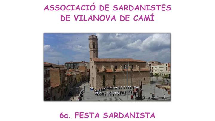 6a Festa de l'Associació de Sardanistes de Vilanova del Camí