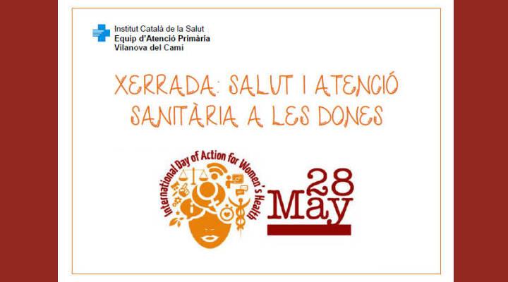L'EAP Vilanova del Camí organitza una xerrada sobre la salut i l'atenció sanitària a les dones