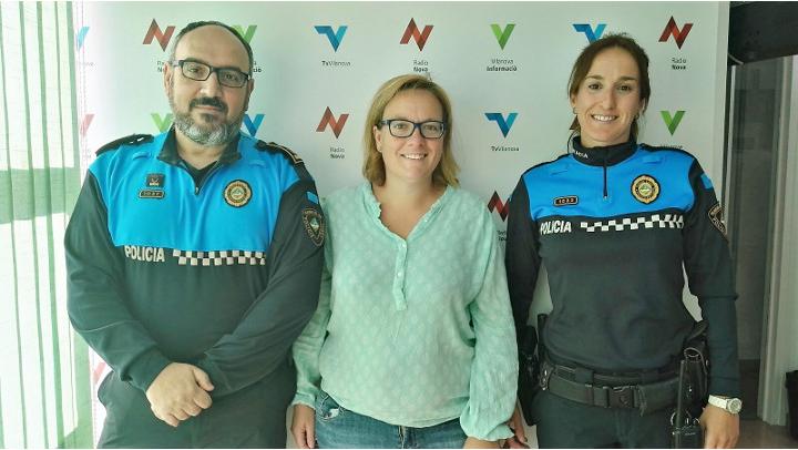 La campanya policial 'Comerç Segur' finalitza després de 228 visites a establiments vilanovins