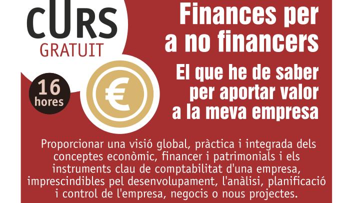 Vilanova promou un curs de finances per a no financers