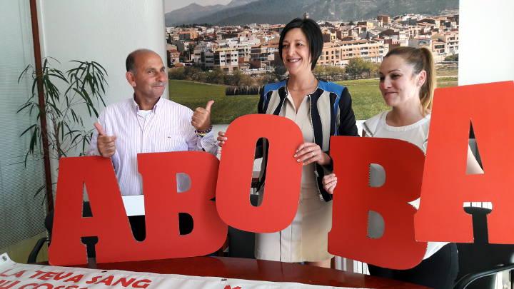 Vilanova del Camí rep una nova edició de la Marató de Donants de Sang dedicada als grups sanguinis