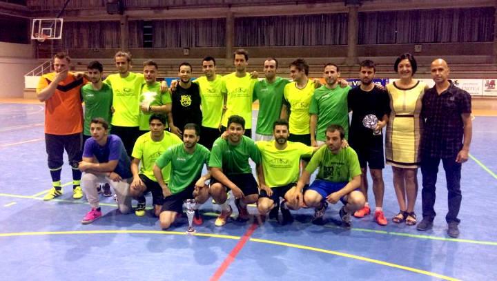 Finalitza el 37è Campionat Futbol Sala Vilanova del Camí |FOTOS|