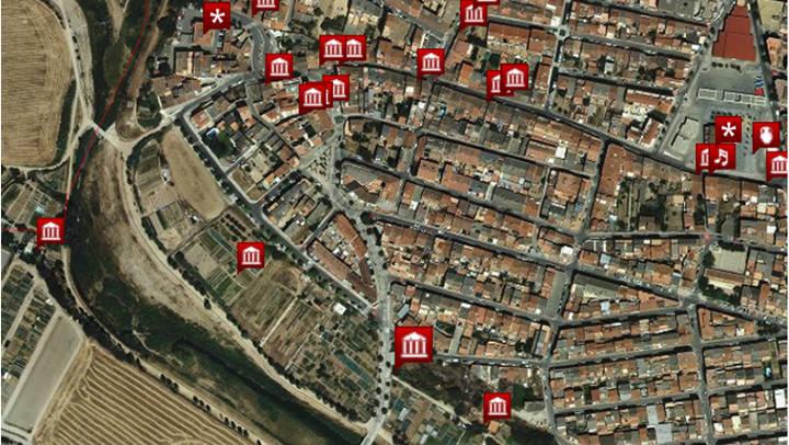 La Diputació lliura el Mapa de Patrimoni Cultural a Vilanova del Camí amb un inventari de 74 elements