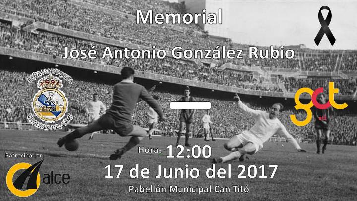 La Peña Madridista convoca per aquest dissabte un partit homenatge a José Antonio González