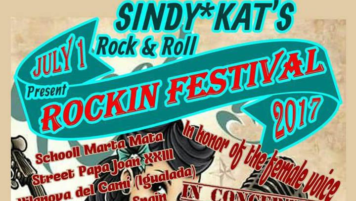 Sindykat's Rock & Roll homenatja les vocalistes en el Rockin Festival |ÀUDIO|