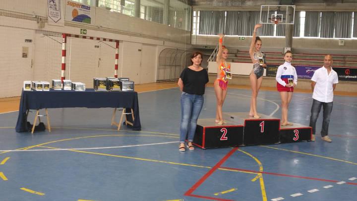 Gran èxit del II Trofeu Gimnàstic Summer del CG San Roque