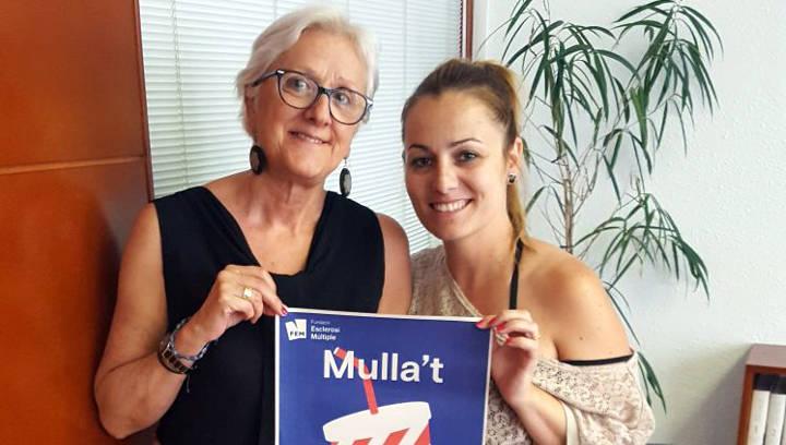 Cinema a la fresca amb '100 metros' com entrenament pel Mulla't vilanoví