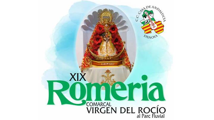 El parc fluvial acollirà la XIX Romeria comarcal Virgen del Rocío