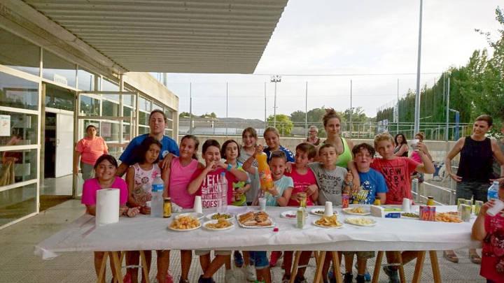 El Club Handbol Vilanova finalitza amb nota l'Handbol d'estiu