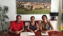 L'Ajuntament de Vilanova renova el compromís amb els comerciants del Mercat