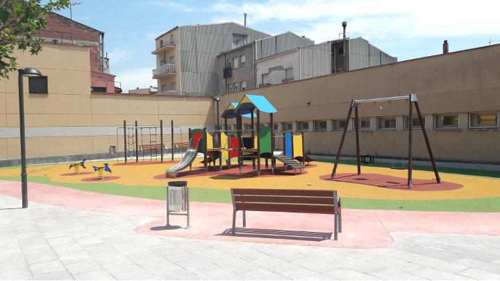 Divendres s'inaugura la plaça Francisco Guisado