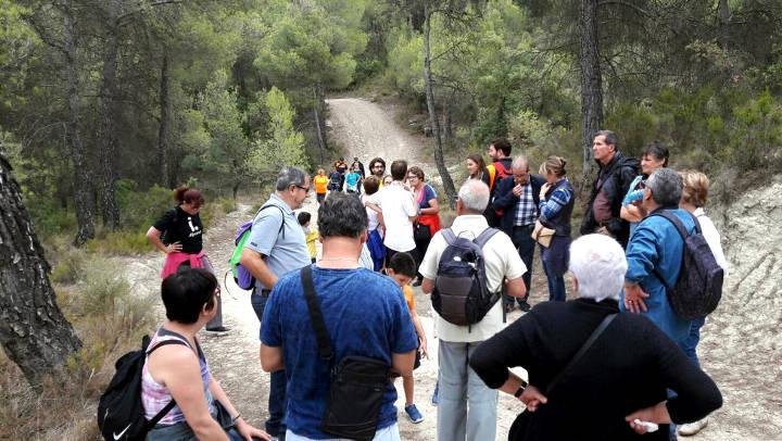 Una cinquantena de persones visitaran demà Vilanova en el marc de la campanya Barris Antics
