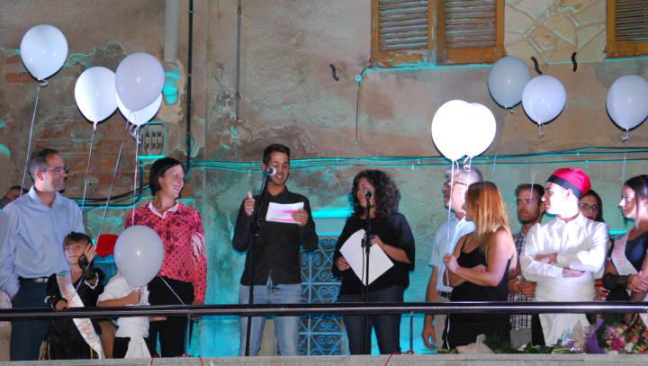 El pregó de Festa Major recorda part de la història local i homenatja les entitats |FOTOS i VÍDEO|